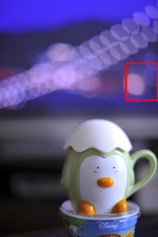 参考大相由AFG全開光圈拍攝。(點擊放大)