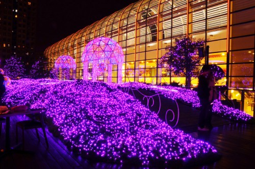 沙田新城市廣場 Star Light Garden
