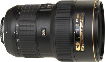 NIKKOR AF-S 16-35mm f/4 VR