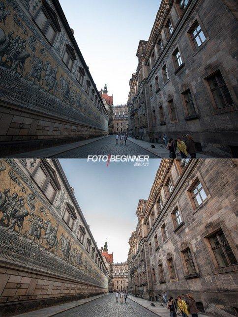 透過RAW檔案,可以於短短1分鐘便製作出截然不同的相片,是否很神奇呢?