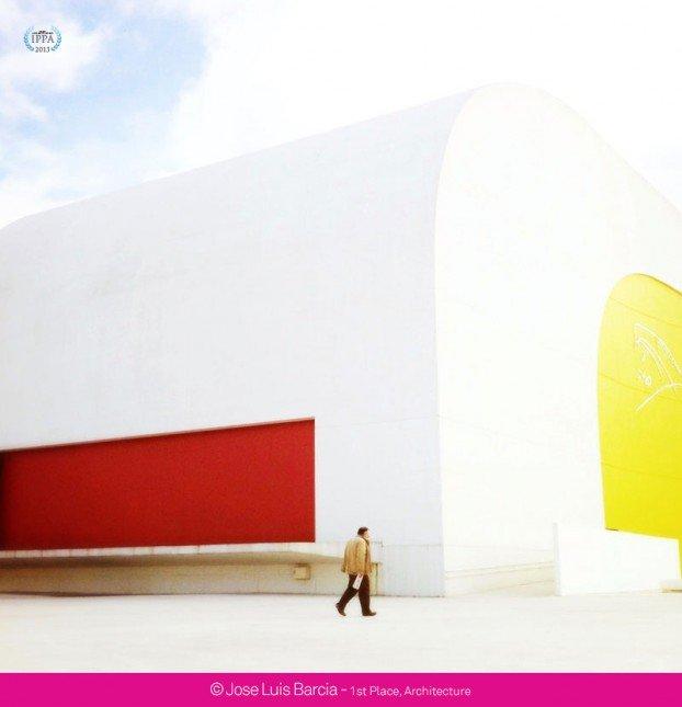 建築物組 第一名 - Jose Luis Barcia