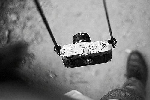 小弟6年前得來的Leica M2 & Summilux  35mm Pre-Asph,一直用到今天還用著。