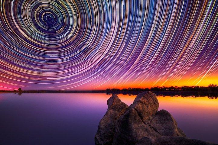 [相片分享] 超燦爛星軌相片 - No.1 攝影技巧學習平台 | 攝影課程