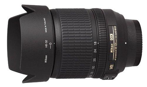 套裝鏡頭如Nikon 18-105mm f/3.5-5.6 VR已經勝任很多拍攝場景。