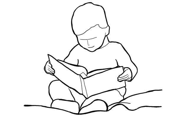 7 有時不知道怎樣叫小孩做姿勢?其實不用刻意!就讓他們做自己喜愛做的事便可以了!這時你可以靜靜的拍攝他們。