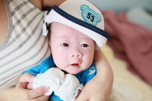 (相片11) 戴著牛仔帽的小寶貝,整體效果相當出色