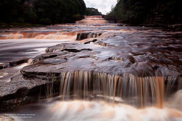 雨後為拍攝瀑布的好時機!