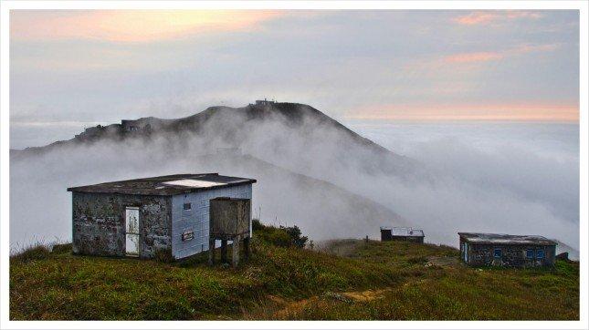 10- 山頭石屋  二十多間小石屋是爛頭營的地標。  拍攝資訊: F16, 1/60S, ISO100
