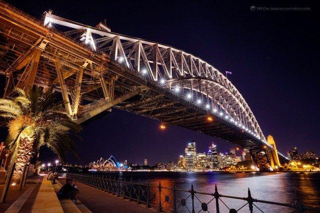 終於來到澳洲之旅的最終站:悉尼了!Sony α7R: LA-EA4 + SAL1635Z 20mm / 5s / f/11 / ISO800