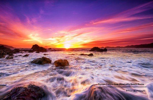 若果你可以平衡天空和地面的曝光,你的作品將會更專業和吸引!(Photo by davidyuweb)