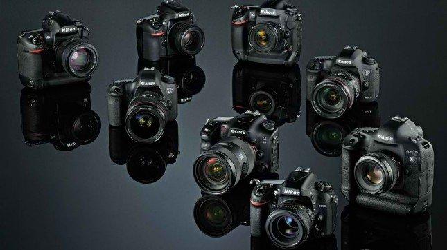 這麼多數碼相機,應該怎樣選擇?(網絡圖片)