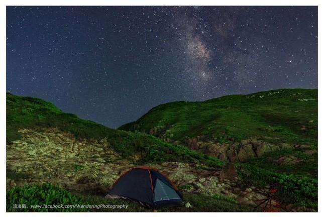 南果洲銀河