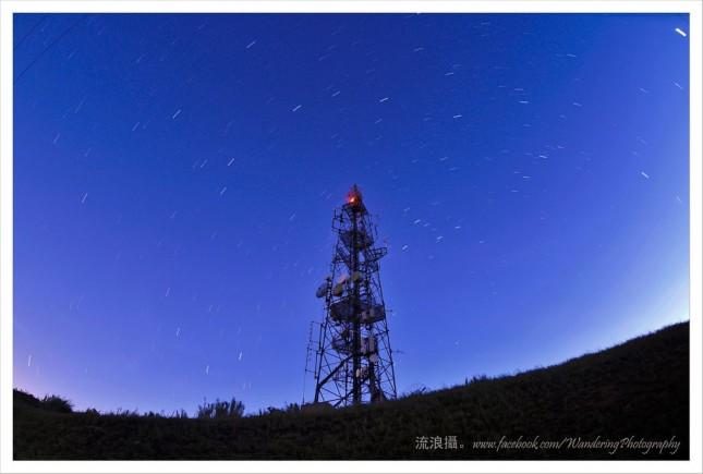 紅花嶺星流跡