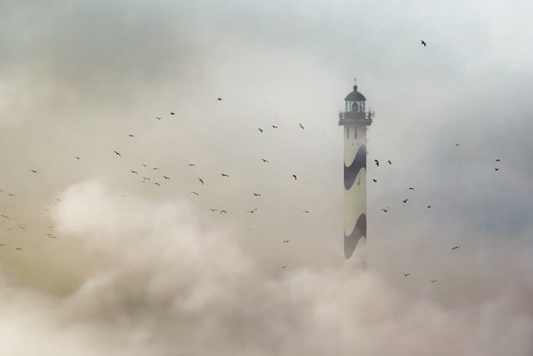 Photo by {link:http://500px.com/photo/334846/the-lighthouse-by-piet-flour?from=editors&only=Landscapes}Piet Flour{/link}