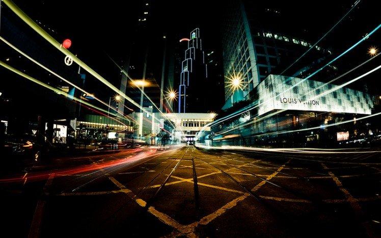 City night D800E