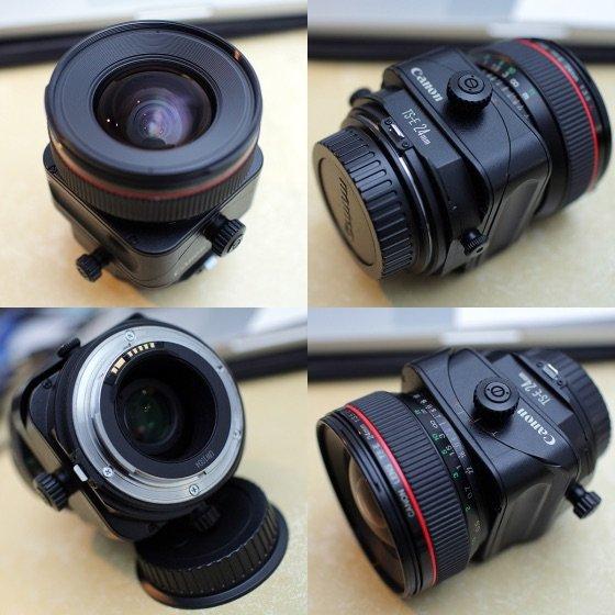 小巧輕便卻擁有不凡性能的移軸廣角定焦Canon TS-E 24mm f/3.5 L