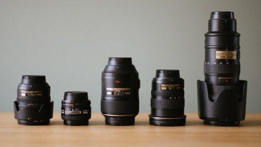 試試使用不同特性的鏡頭來拍攝吧! (網上圖片)