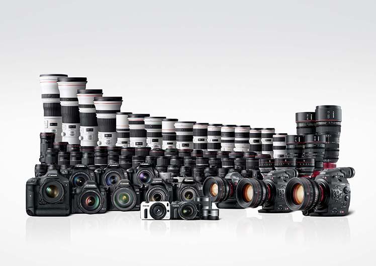 有了所有最昂貴的器材就能學懂攝影?