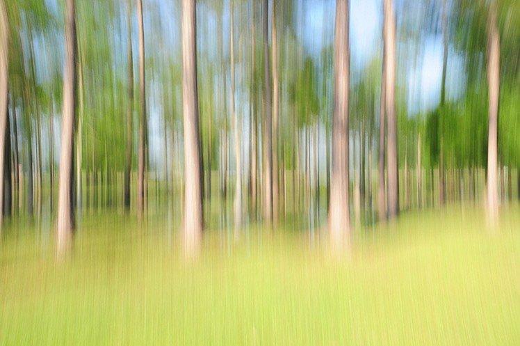 同樣使用慢快門,但垂直移動相機,也可以拍出抽像的畫面。 (Photo by {link:https://www.flickr.com/photos/44534236@N00/7140769315}faungg's photo{/link})