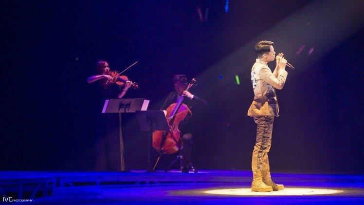 演唱會如何拍?—張敬軒LIVE IN PASSION CONCERT 2014