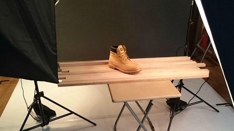 淺談商品攝影 - 鞋履廣告攝法小分享