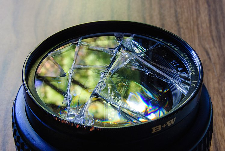 UV保護鏡可以讓你的損失降低。 (Photo by Julia Wolf)