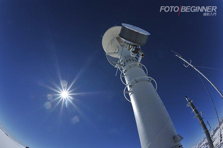 不要長期開著 Live View 拍攝太陽,以免破壞感光元件。