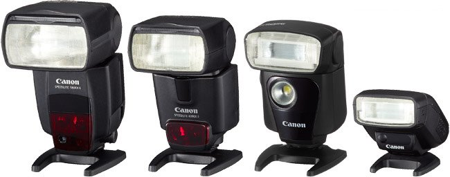 Canon External Flash