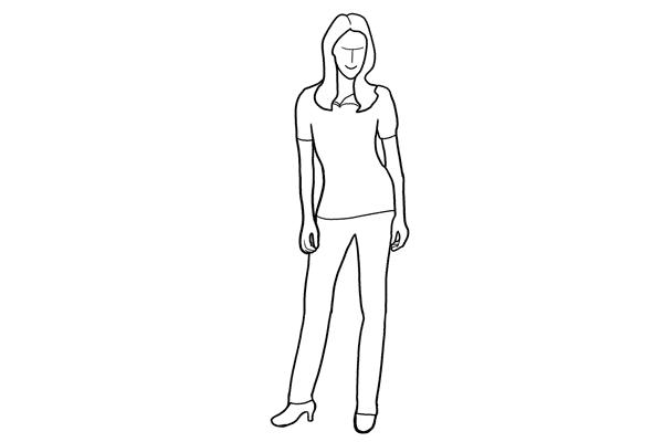 (11) 其實不用一定要 model 的雙手放好,有時隨意的放下也可以呢!