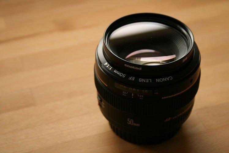 Canon 50mm f/1.4