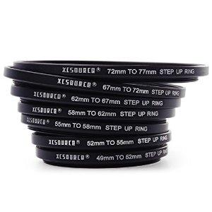 適合各種鏡頭加濾鏡的 Step-ring。 (Photo from amazon.co.uk)