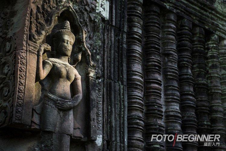 光影交錯,拍出神祕美麗的世界文化遺產。