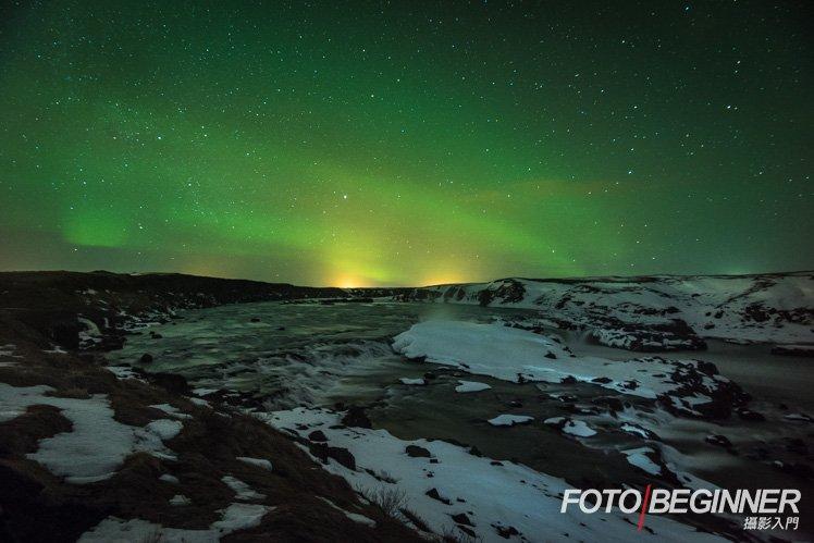 Aurora Hunting 追極光活動 - 我們的專業攝影師導遊當然很成功地讓我們拍到漂亮的極光啦!
