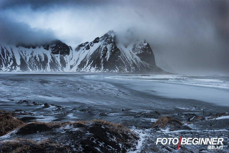 把握時間,拍出冰島氣勢磅礡的一面!