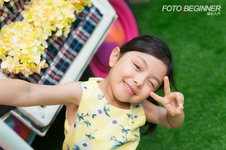 多點讓小朋友自由發揮,讓他們展現出活力的一面吧!